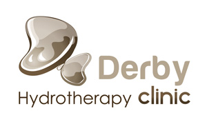 Derby Hydrotherapy Clinic logo design by Toolkit Websites, Southampton