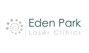Eden Park Laser Clinic logo design by Toolkit Websites, Southampton