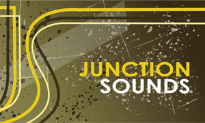 Junction Sounds logo design by Toolkit Websites, Southampton