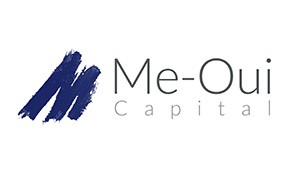 Me-Oui Capital logo design by Toolkit Websites, expert website designers