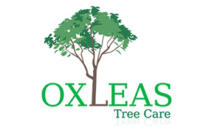 Oxleas Tree Care logo design by Toolkit Websites, expert website designers