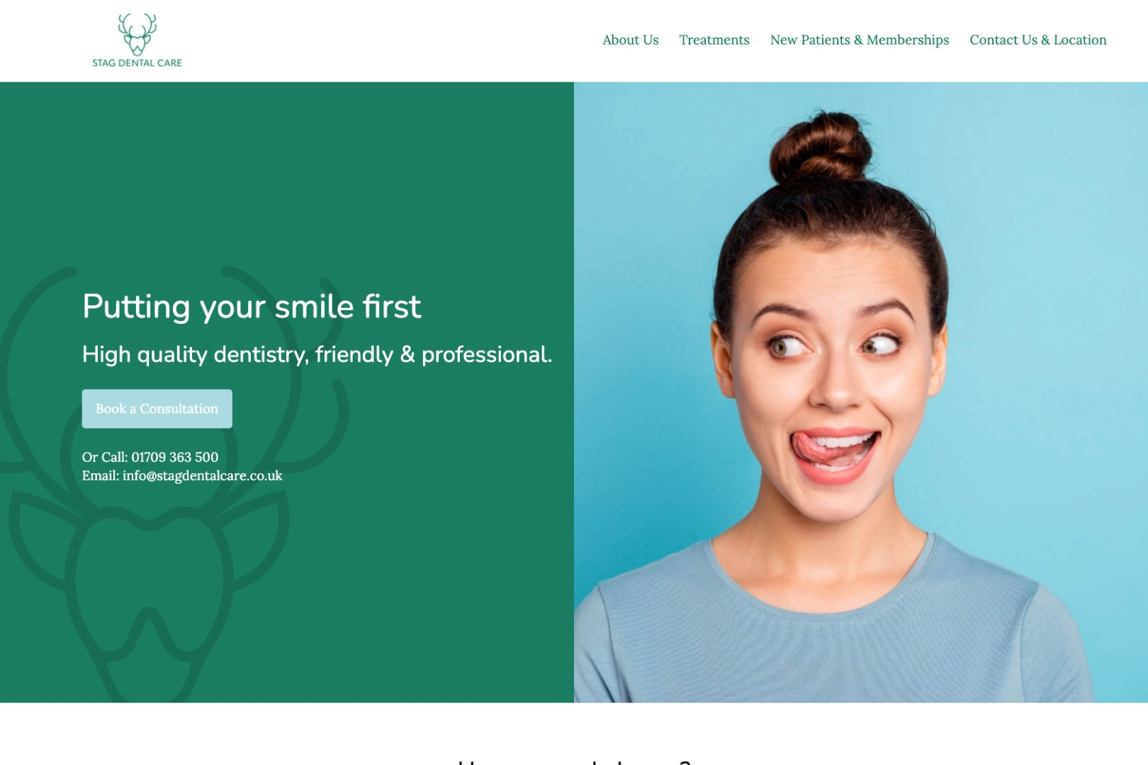 stag dental