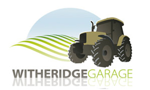 Witheridge Garage logo design by Toolkit Websites, Southampton