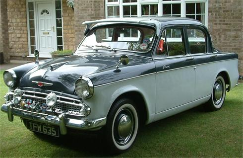 1959 Series III Minx De Luxe