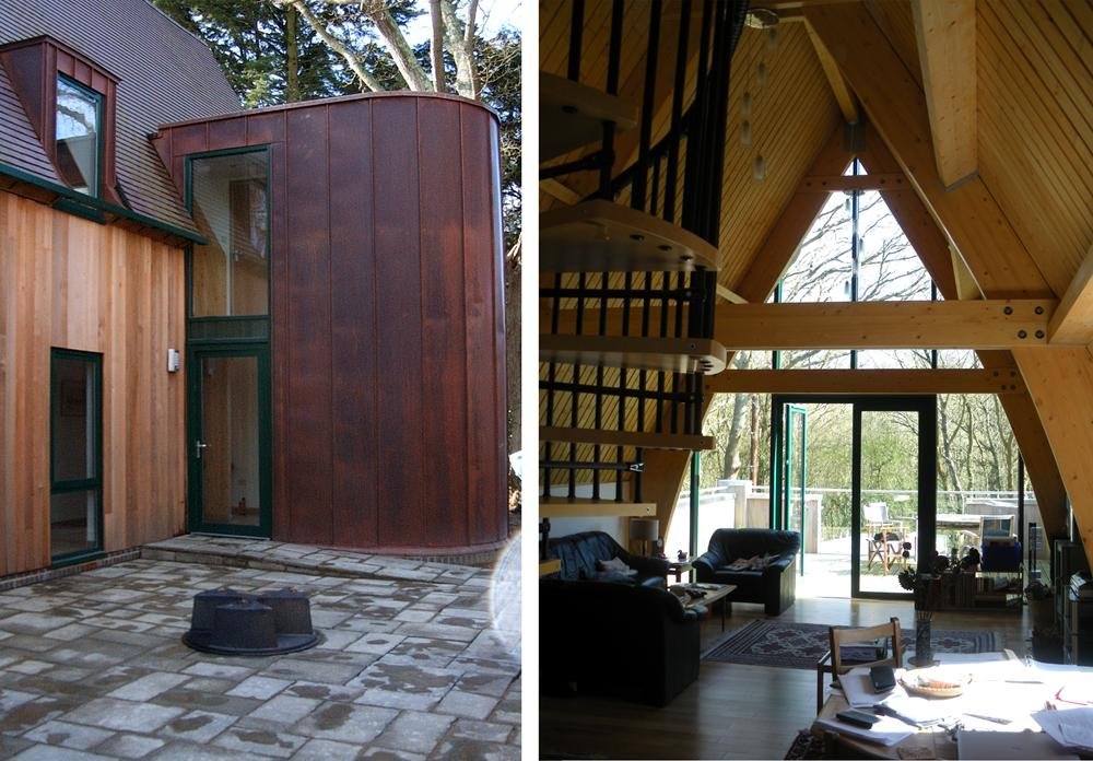 Pixies Place, Eco, Self Build, Isle of Wight, Architecture