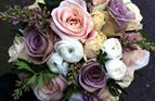 Vintage Bridal bouquet.