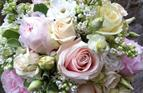 Vintage Summer Bridal bouquet.
