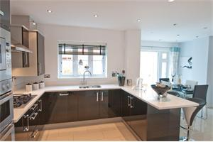 Quartz in Taylor Wimpey Show House
