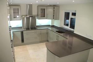 Silestone Amazon Polished.