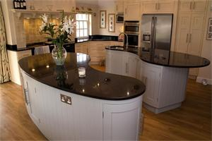 Worktops in South African Black