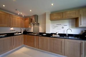 Taylor Wimpey - Showhouse in Milton Keynes.
